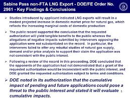 u s natural gas import export regulatory process exporting lng
