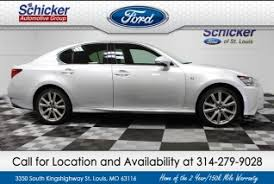 st louis lexus used lexus gs 350 for sale in louis mo 18 used gs 350