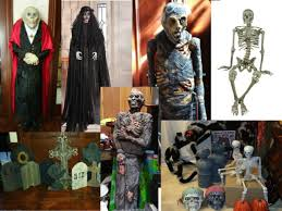 Halloween Props Decoration by Halloween Props Decor Decorations Haunted Mansion Life Size Monsters