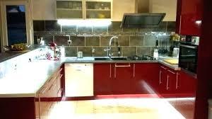 re lumineuse led pour cuisine barre lumineuse cuisine barre led cuisine personnalisez votre