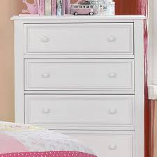 Olivia White Youth Bedroom Vanities Olivia Traditional Chest White