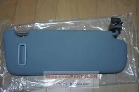 2008 hyundai sonata sun visor for 2006 2008 hyundai sonata sun visor passenger side gray genuine
