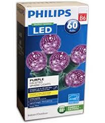 philips led dome christmas lights amazon com philips 60ct multi led twinkle smooth mini string