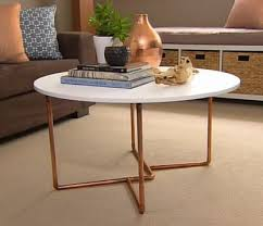 Pipe Coffee Table by Video Copper Pipe Coffee Table Better Homes And Gardens Tara