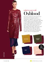 matching color schemes what to wear with oxblood color combinations pinterest color