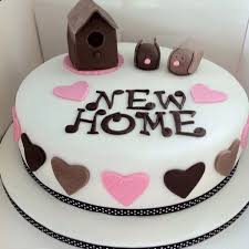 47 best new home cake ideas images on pinterest house cake