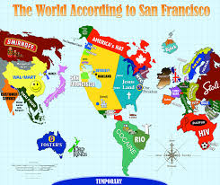the world according to san francisco the world according to