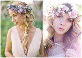 floral headdress i m in with a flower headdress for brides flower headdress