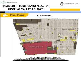 elante shopping mall chandigarh l u0026t