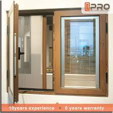 new design aluminum window blinds price aluminum window glass