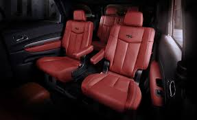nissan durango 2015 2015 dodge durango r t gets radar red seating option u2013 news u2013 car