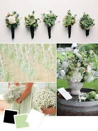 boho luxe black u0026 cream 15 wedding color combos you u0027ve never seen you ve color