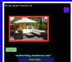Design Garden Furniture Uk by