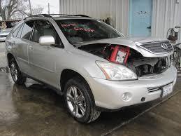 lexus rx400h inverter 2006 lexus rx 400h parts car stk r12628 autogator sacramento ca