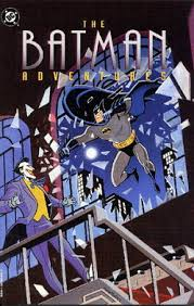 the batman adventures comic book tv tropes