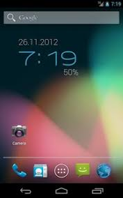 digital clock widget apk clockq digital clock widget apk from moboplay