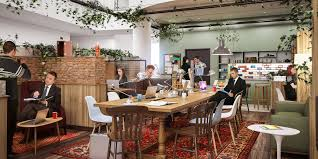 Facebook Office Interior Design This Is What Your Office Could Look Like In 2035 Huffpost