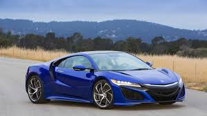 2017 acura nsx online ordering