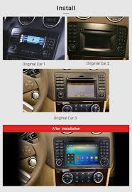 7 inch multi touch screen android 7 1 radio dvd player gps