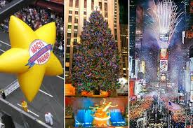 new york city events rockefeller center tree lighting