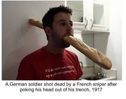 Meme French - french snipers fake history know your meme