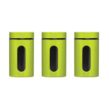 yellow canister sets kitchen accessories lime green kitchen canister sets design for kitchen
