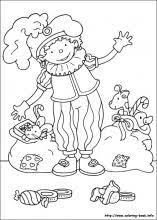 saint nicholas coloring pages coloring book