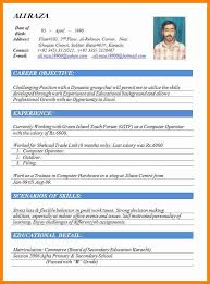 resume format on word 9 resume format word download 9 resume