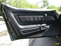 1979 corvette door panels 1969 chevrolet corvette coupe black door panel photo 57215203