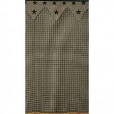 Star Shower Curtains Pinecone Shower Curtain Foter
