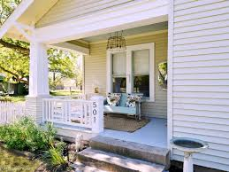 Cozy Front Porch Chairs On Front Porch Gorgeous Decorating Ideas With Front Porch Glider