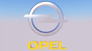 opel logo history opel logo sketchup 3d model youtube