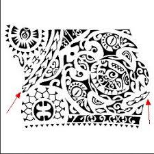 polynesian tattoo symbols u0026 meanings u2013 spear heads