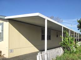 Material For Awnings Mobile Home Awnings Superior Awning