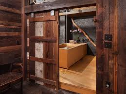 barn bathroom ideas 15 sliding barn doors that bring rustic to the bathroom