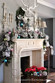 Elegant Christmas Decorating Ideas by 25 Gorgeous Christmas Mantel Decoration Ideas U0026 Tutorials Hative