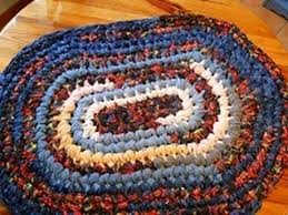 Easy Crochet Oval Rug Pattern 241 Best Rag Rugs Images On Pinterest Rag Rugs Rag Rug Crochet