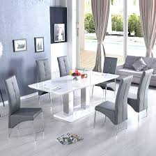Extendable Dining Table Set Sale White Dining Tables And Chairs U2013 Zagons Co