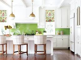 green kitchen backsplash green tile backsplash kitchen green kitchen designed by in blue