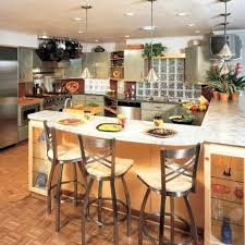portable kitchen island with bar stools bar stool these chrome and black leather kitchen bar stools