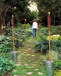 decorations tiki torch anchors outdoor tiki decorations outdoor