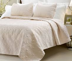 Oversized Quilted Bedspreads Amazon Com Web Linens Quilted Coverlet Set Ivory King 3 Piece