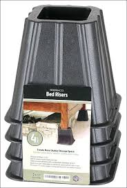 Bed Risers For Metal Frame Metal Bed Risers Use Metal Bed Risers Metal Bed Risers Home Depot