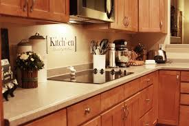 Easy Backsplash For Kitchen by Easy Vinyl Backsplash For The Kitchen Landeelu Com