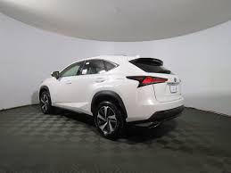 2018 used lexus nx nx 300 awd at inskip u0027s warwick auto mall