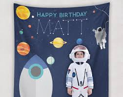 Outer Space Decorations Outer Space Party Etsy