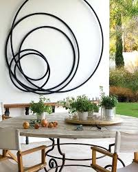 home design and decor magazine outdoors wall decor 5 spectacular outdoor wall decor ideas that