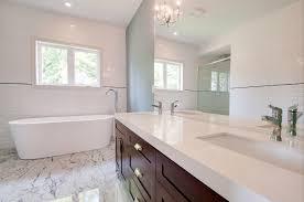 standalone tub bathroom millstone homes of london