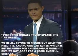 Trevor Noah Memes - trevor noah explains why donald trump is tearing america apart he s