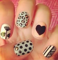 77 best cute girly nails images on pinterest girly acrylics and